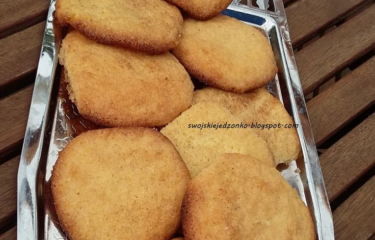 Swojskie jedzonko: Amerykańskie ciasteczka cynamonowe