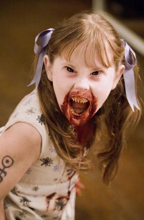 30 days of night. Evil child vampire.