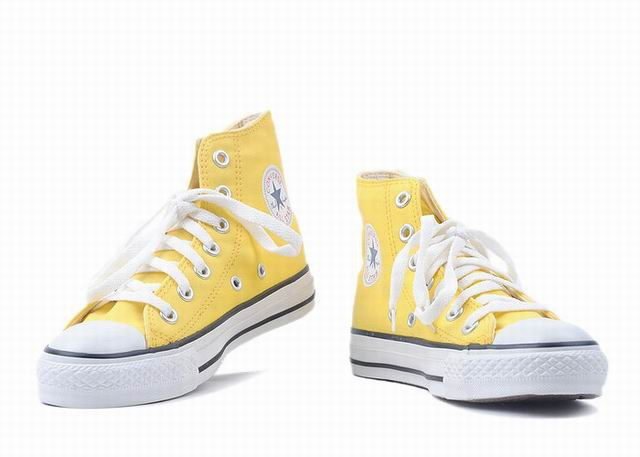 Converse - Yellow of course