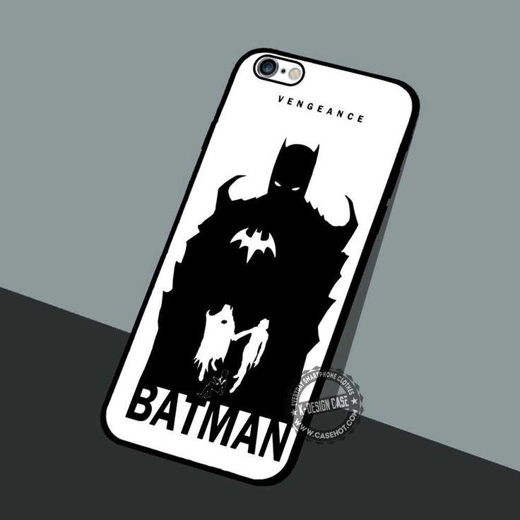 Vengeance Batman - iPhone 7 6 5 SE Cases & Covers #movie #superheroes