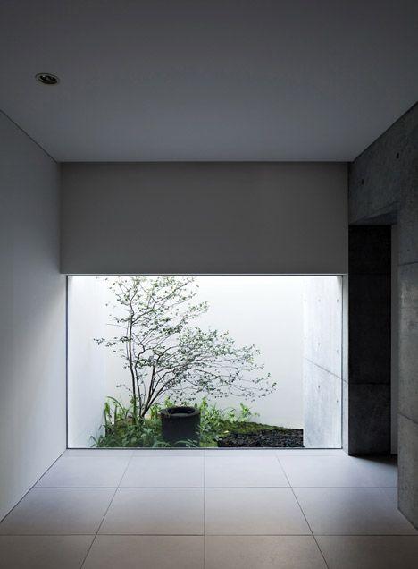 Residence in Kurakuen by NRM-Architects Office