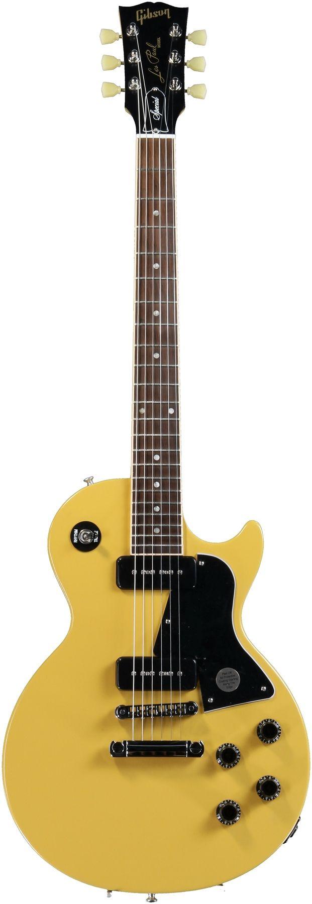 Gibson Les Paul Junior Special P-90 (Satin Yellow)