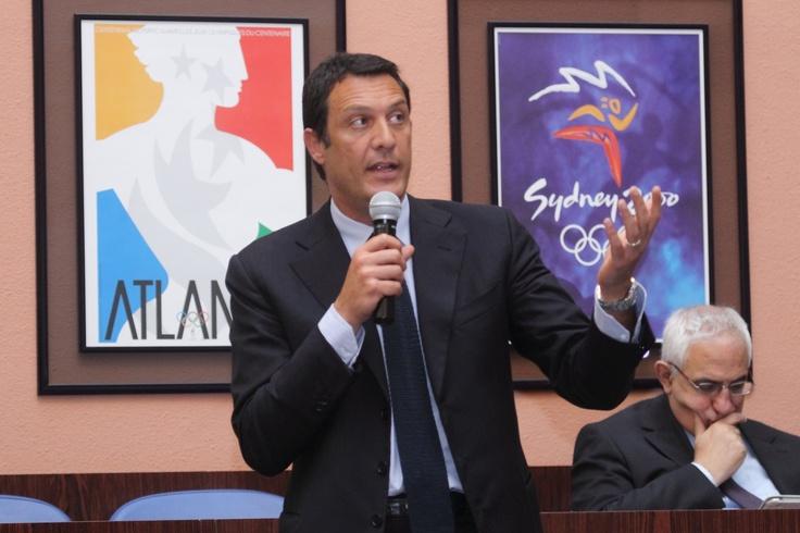 Diego Nepi Molineris - Direttore Impianti Sportivi Coni Servizi Spa