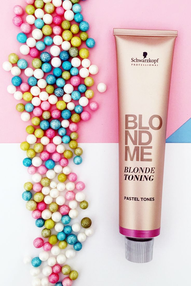 We create #BLONDME Blonde Toning to serve your creativity. With these Intermixable Pastel Toners, the possibility to create new look for your hair are endless.