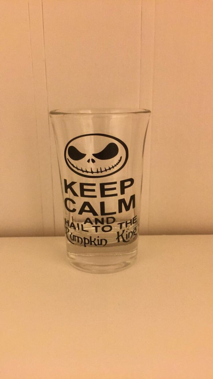 Nightmare before christmas shot glasses by SweetheartsSouthern on Etsy https://www.etsy.com/listing/475355506/nightmare-before-christmas-shot-glasses