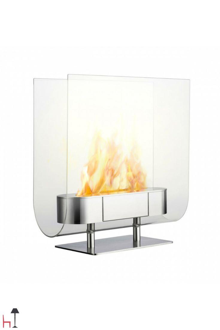 Fireplace by Iittala is a modern take on an open fire.