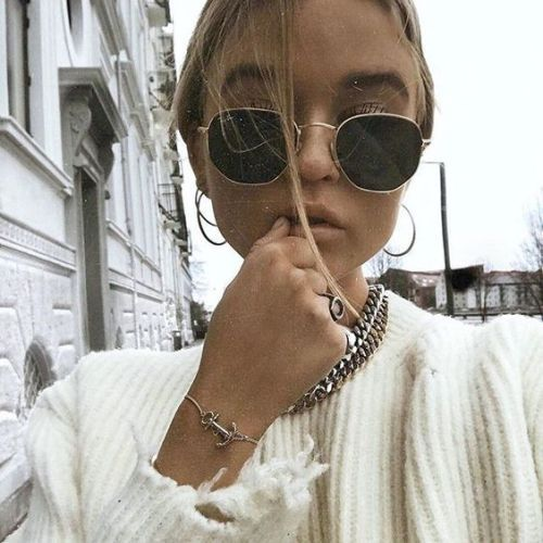 Street Style : streetstyleplatform: Quay Australia sunglasses