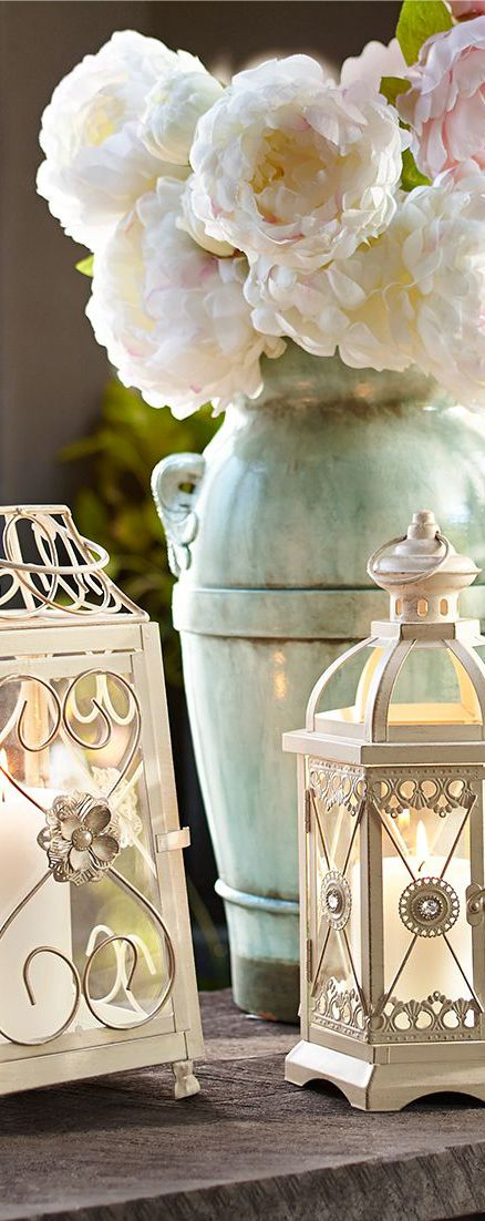 Best Kathie S Decorating With Lanterns Images On Pinterest