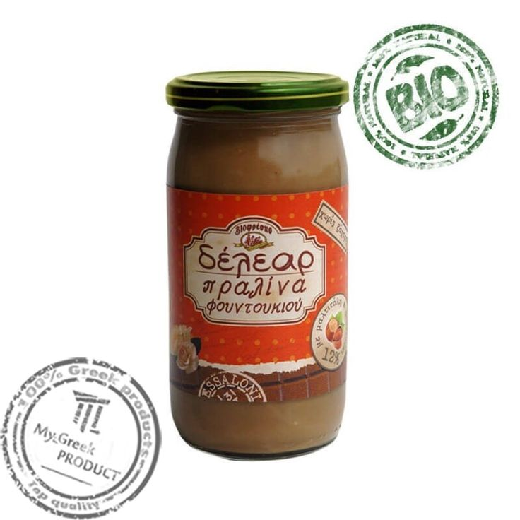Hazelnut Praline sugar Free Delear