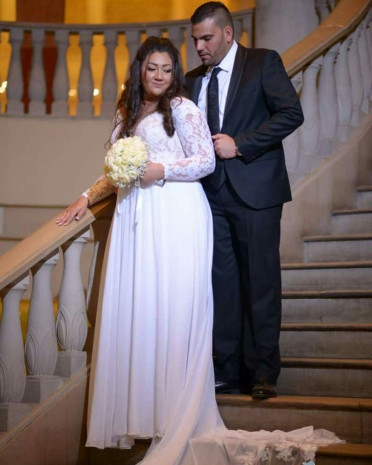 Stunning Curvy Wedding Gown From Studio Levana All Lace