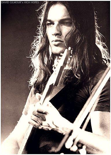 David Gilmour-Pink Floyd..............