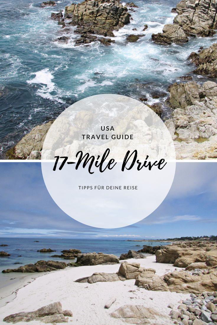 Westkuste Usa Rundreise Teil 5 Monterey Und 17 Mile Drive