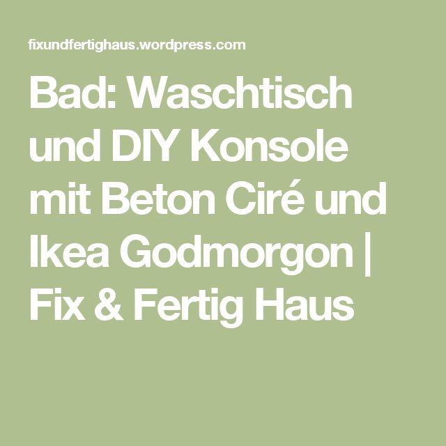 Die besten 25+ Waschtisch ikea Ideen auf Pinterest Ikea - weie badmbel