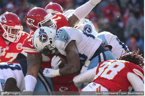 The Titans overcame three ugly turnovers to knock off the Chiefs in a Kansas City thriller. A loss would have been bad, but Mr. Irrelevant's kick was good.