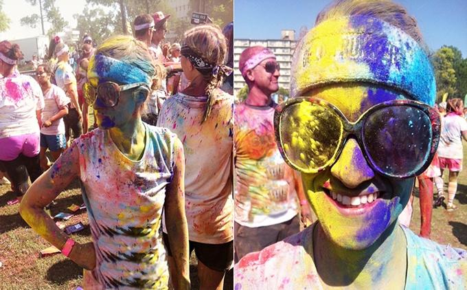 KolorFest Run - la carrera del color! en el salvador