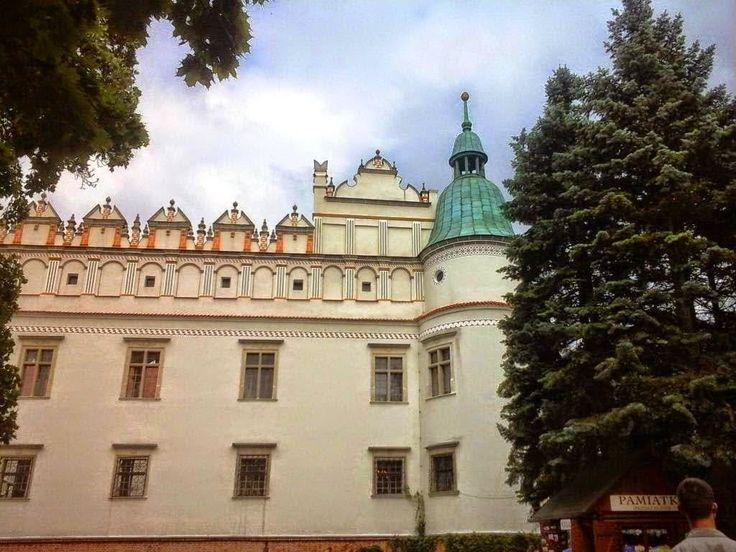 Zamek - Baranów Sandomierski (woj. podkarpackie, pow. tarnobrzeski, gm. Baranów Sandomierski)