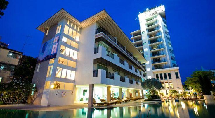 泊ってみたいホテル・HOTEL|タイ>パタヤ・セントラル>パタヤビーチ沿いに位置するホテル>パタヤ ディスカバリー ビーチ ホテル(Pattaya Discovery Beach Hotel)