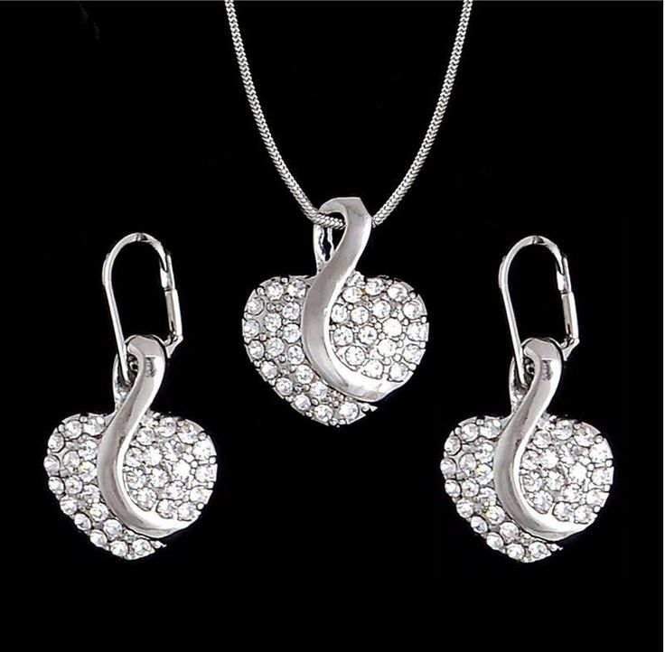Set bijuterii cu inimioare http://www.bijuteriifrumoase.ro/cumpara/set-bijuterii-inimioare-1508