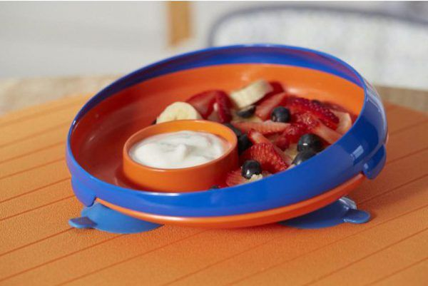 When it's time to start solids these gadgets and feeding gear faves can help make the switch easier (and less messy!).