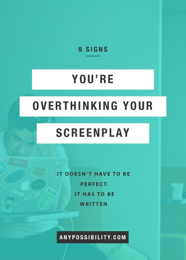 six second screenwriting advice and consent