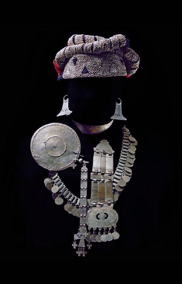 """joyería Mapuche"" via Moni Jean's"