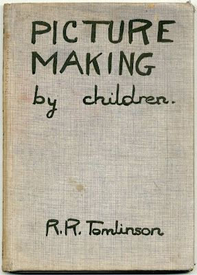 Picture Making by Children, R.R. Tomlinson, The Studio Limited, 1934 | found on Stopping