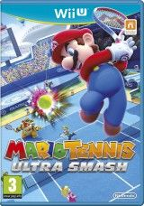 Mario Tennis ultra smash sur Wii U