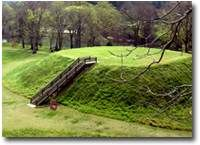 Etowah Indian mounds, Atlanta Georgia