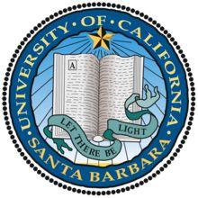 University of California, Santa Barbara seal