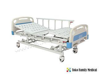 Jual Alat Kesehatan: Ranjang Pasien 3 Engkol