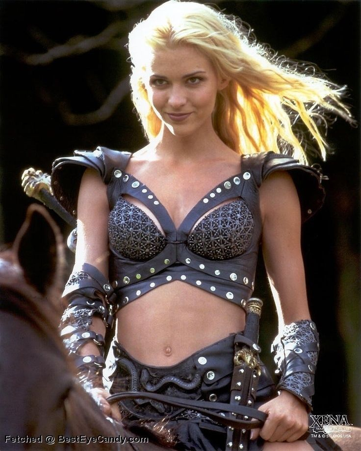 Rare Hudson Leick's Callisto Costume Xena Black Leather Made to Order | Clothing, Shoes & Accessories, Costumes, Reenactment, Theatre, Costumes | eBay!
