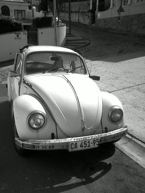 VW Beetle, Cape Town and Franshoek Visit