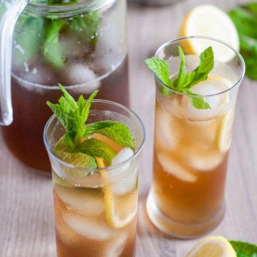 Παγωμένο Τσάι, το αληθινό! - Real Iced Tea (in Greek). www.thefoodiecorner.gr