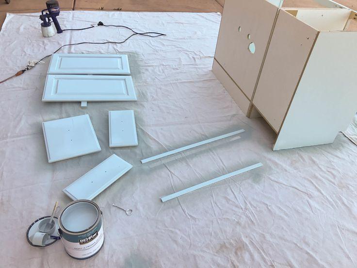 Grey, white, and Turquoise bathroom decor ideas-47