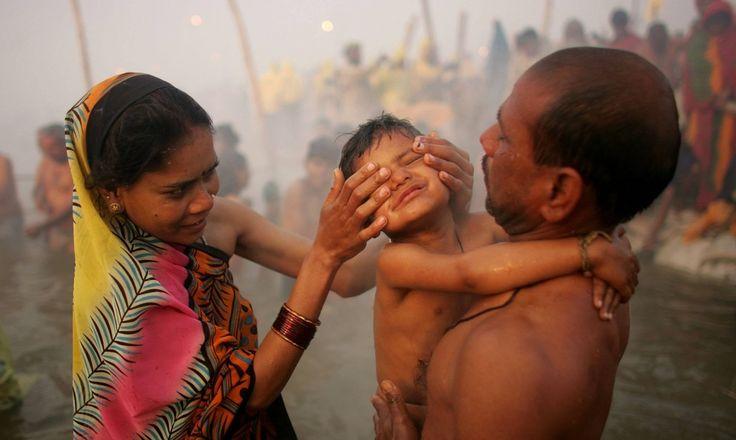 India, il 2013 è l'anno del Kumbh Mela
