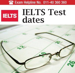 IELTS Test Dates 2016 - IELTS is conducted four times a month depending on the test centre and local demand. IELTS Test 2016 Dates are available. Check here. http://goo.gl/SL79Zf