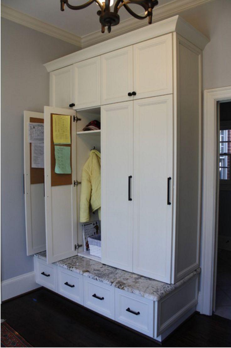 Mudroom Storage Cabinets : Best mudroom cabinets ideas on pinterest