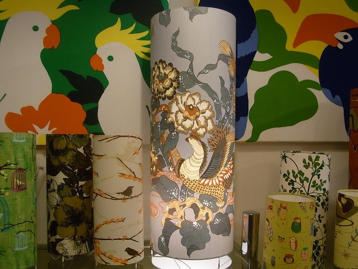 Lovely Lampshades
