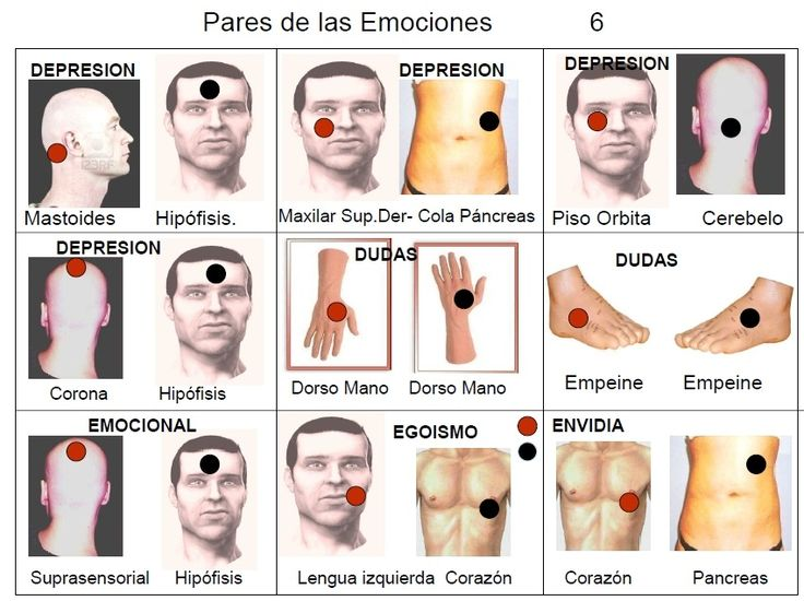 PARES EMOCIONALES EN PDF | parbiomagnetico imanes