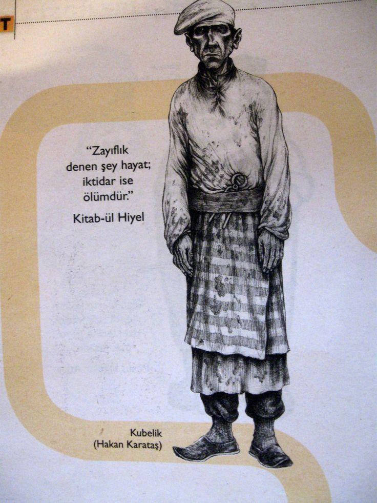 * İhsan Oktay Anar, çok çeşitli meslek ve insan gruplarını romanlarına alır, tarihsel açıdan irdelenmemiş bir dünyayı günümüze taşır. Bunlar sıra dışı yetenek ve becerileri olağan üstü kişilerdir.