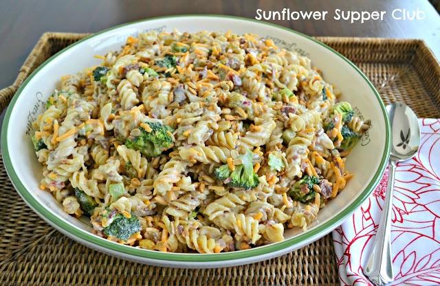 Walmart broccoli pasta salad recipe – Poly food recipes blog