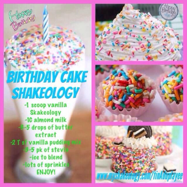 Who Says You Cant Have Your Cake And Drink It Too Can Learn More About Shakeology The Healthiest Meal Of Day On My Site