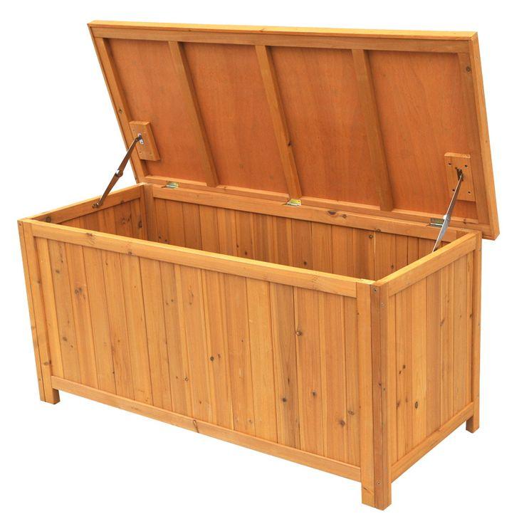 Deck Storage Box | Overstock.com Shopping - The Best Deals on Outdoor Storage