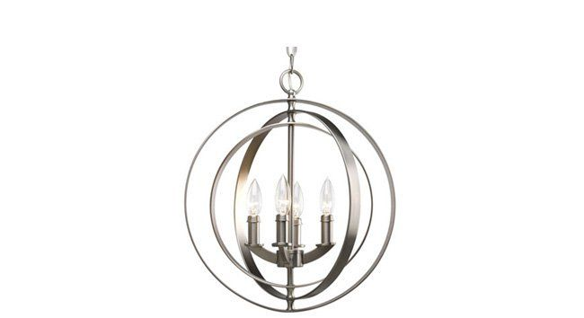 Pendant light design inspired by ancient astronomy