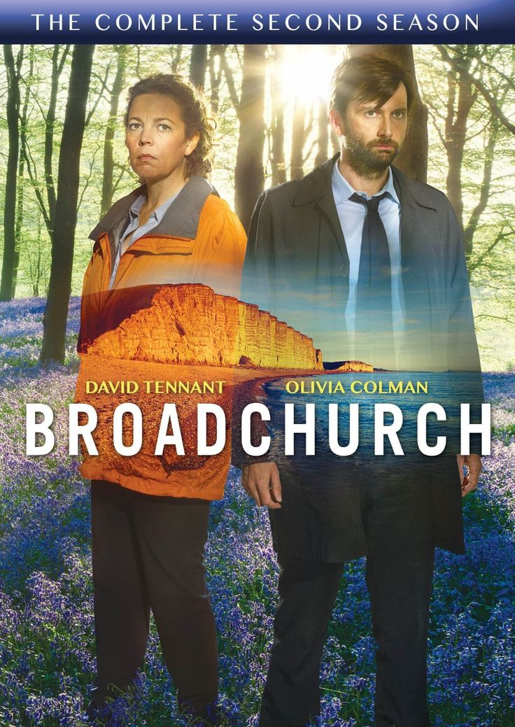 Broadchurch: Season 2 - Starring David Tennant, Olivia Colman, Jodie Whittaker, Andrew Buchan, Pauline Quirke, Arthur Darvill, Jonathan Bailey, Carolyn Pickles, Will Mellor, David Bradley, Vicky McClure, Charlotte Rampling, and Marianne Jean-Baptiste.  #TV