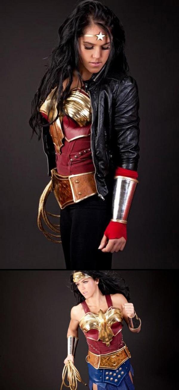Blog Serius - Serius Beb!: Serius Cool - Cosplay Wonder Women Yang Bad Ass (13 Gambar)