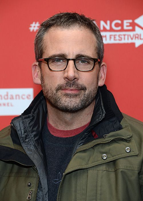 Steve Carell is aging Clooney style