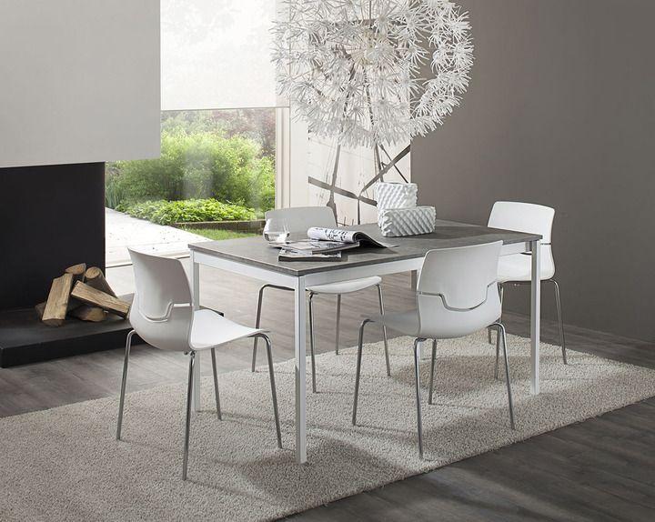 Modern asztal Giacomo - www.montegrappamoblili.hu