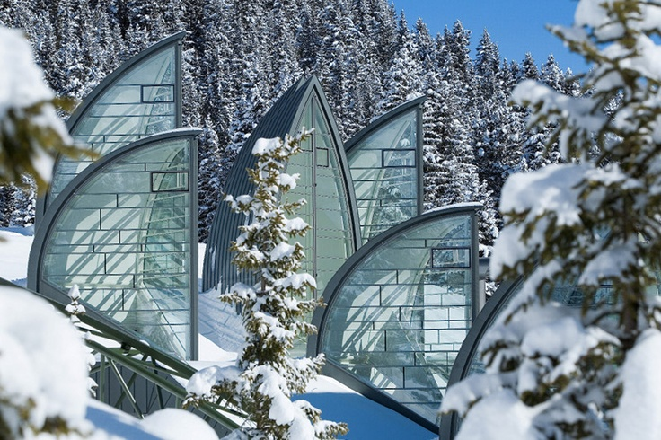 Beautiful setting for Tschuggen Bergoase SpaArchitetto Tschuggen, Bergoas Spa, Tschuggen Grand, Bergoa Spa, Grand Hotels, Design Gallery, Tschuggen Bergoas, Spa Switzerland, Accomodations Inspiration
