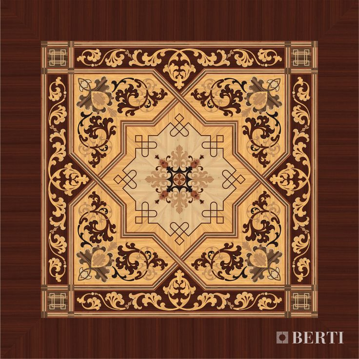 Berti Wooden Floors - Render.  #parquet #parquetlovers